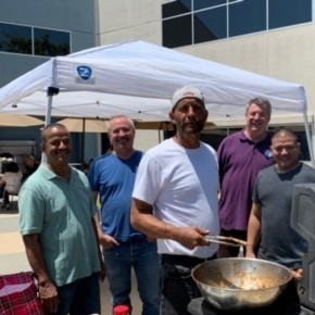 Office Services BBQ